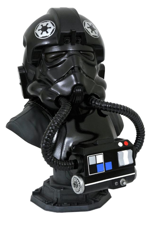 TIE Pilot Legends in 3-Dimensions Bust - Gentle Giant Tie-fi16