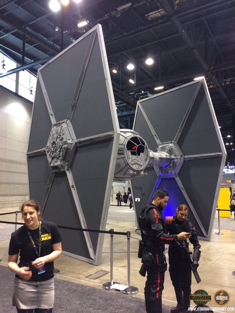 Star Wars Celebration 2019 - Chicago - 11-15 Avril 2019 Tie10