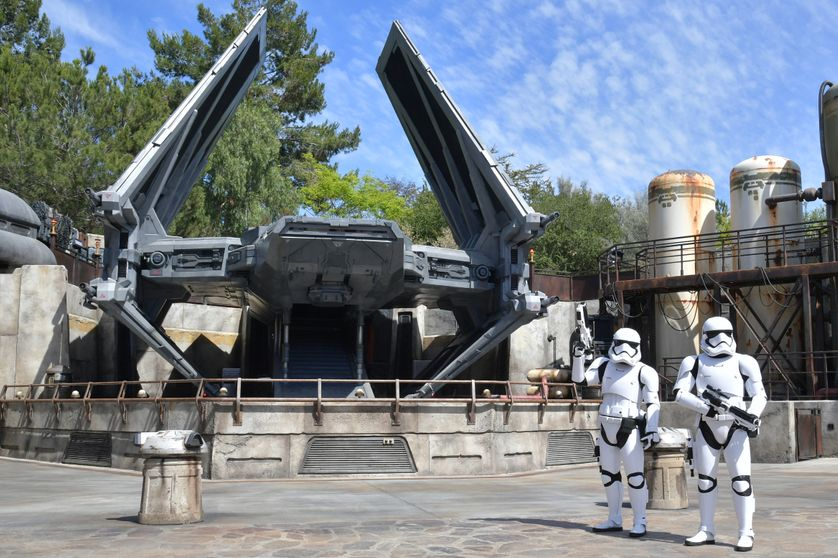 Les news Disney Star Wars: Galaxy's Edge aux Etats Unis (US) - Page 7 Tie_ec10