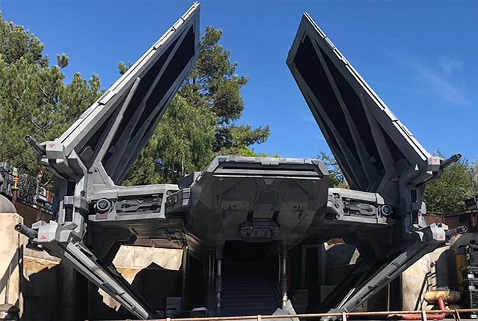 Les news Disney Star Wars: Galaxy's Edge aux Etats Unis (US) - Page 7 Tie_ec11