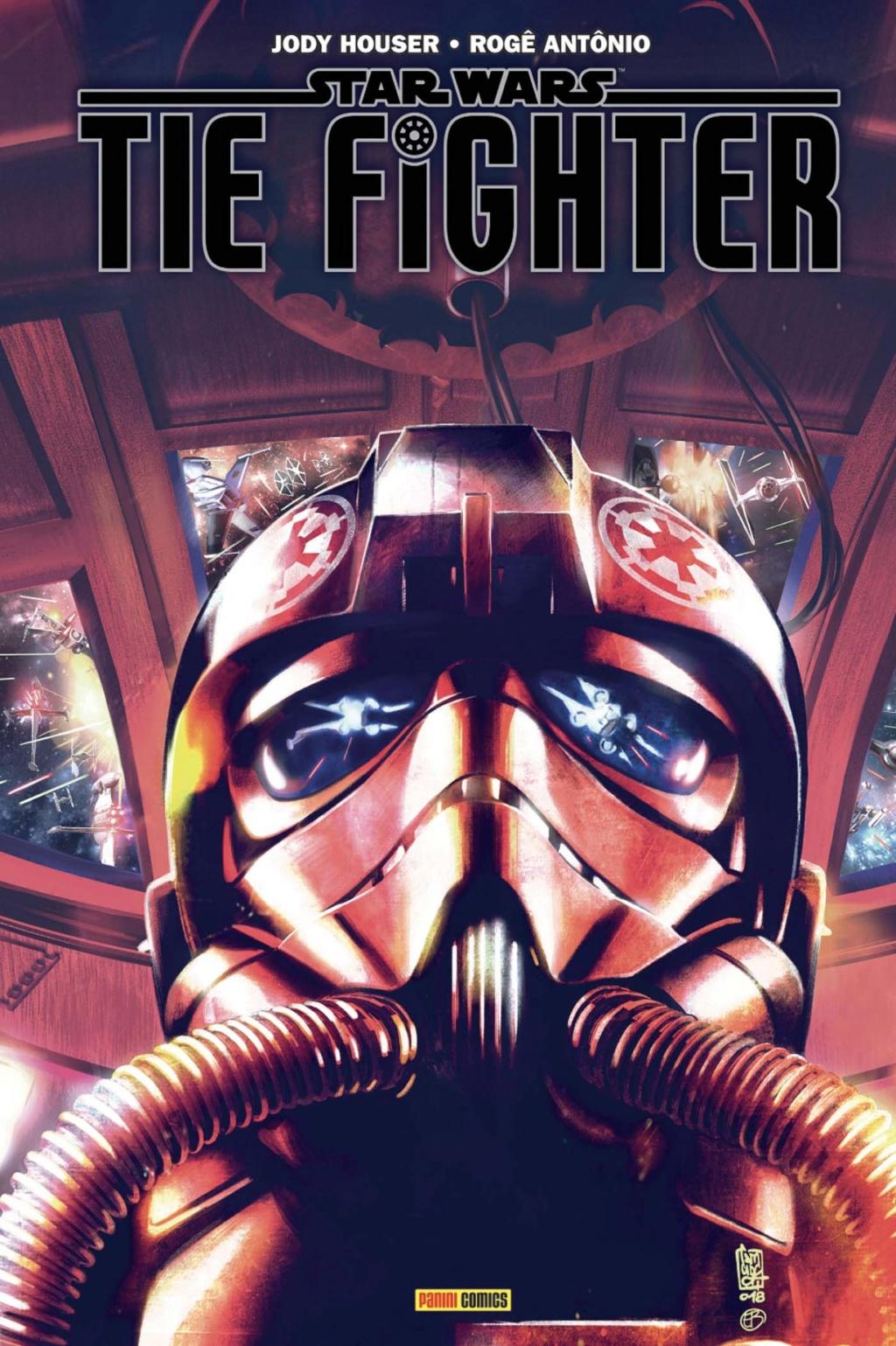 Star Wars TIE Fighter - PANINI Tie_fi11