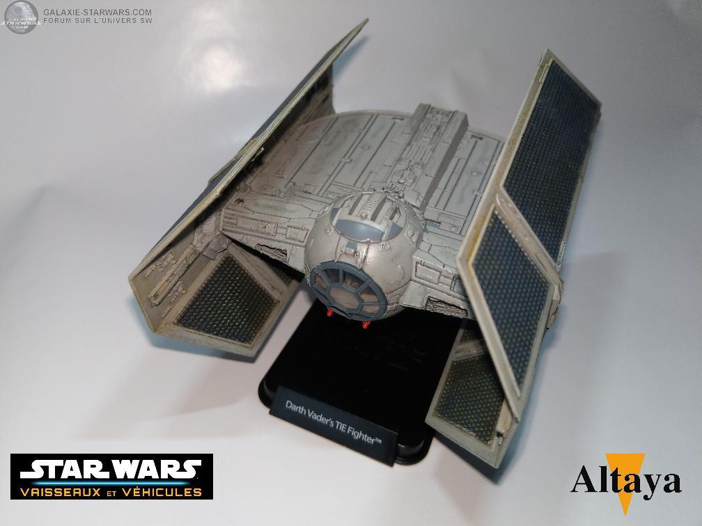 Collection Star Wars Vaisseaux et Véhicules - Altaya Tie_im10
