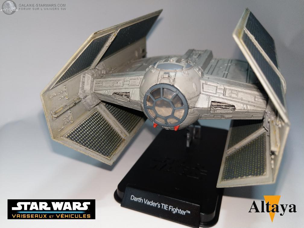 Collection Star Wars Vaisseaux et Véhicules - Altaya Tie_im11