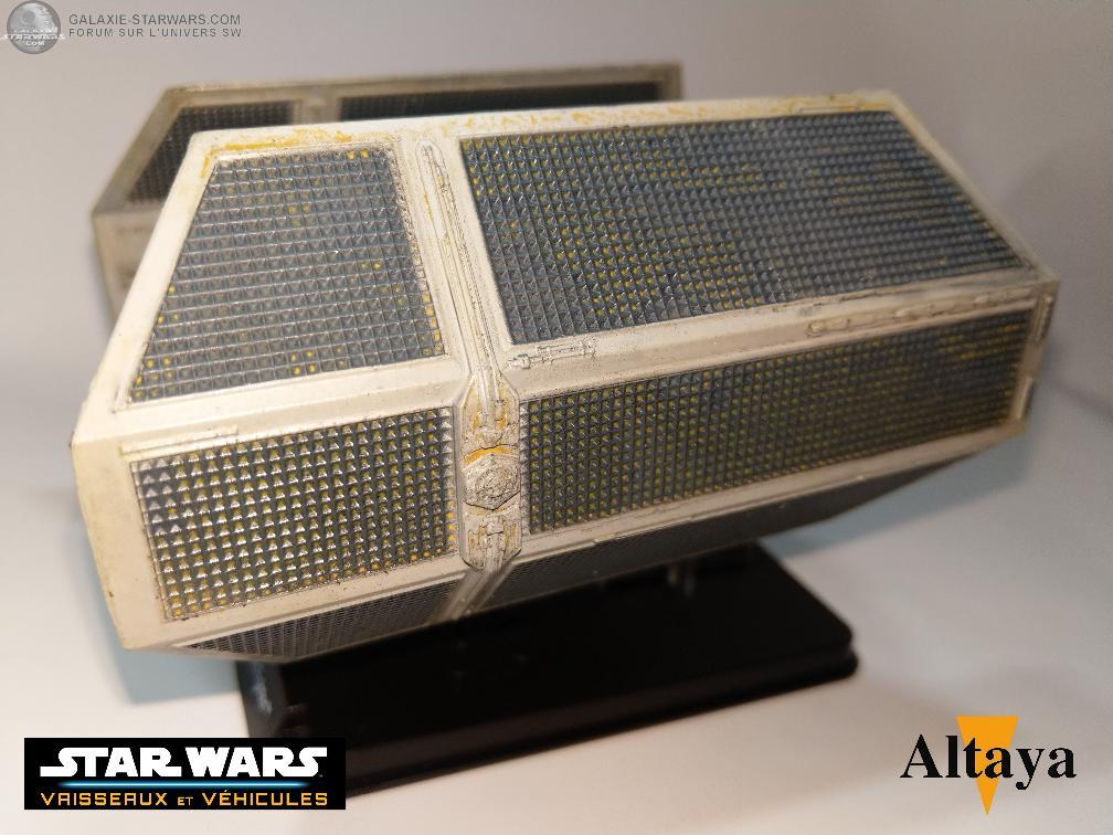 Collection Star Wars Vaisseaux et Véhicules - Altaya Tie_im12
