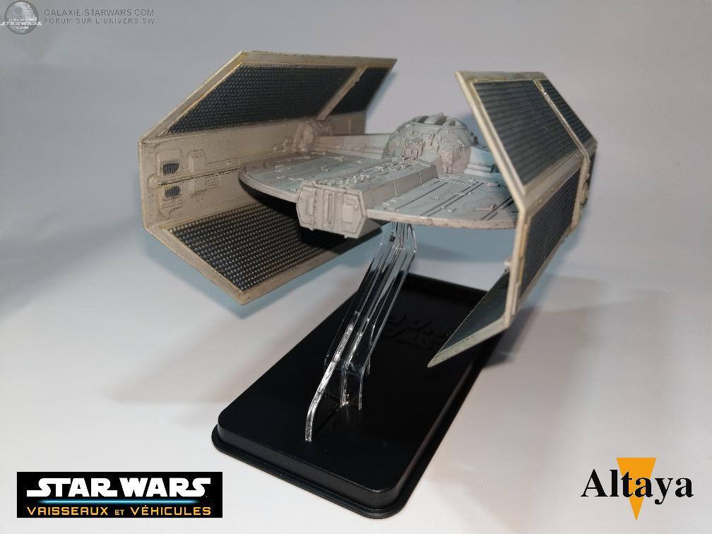 Collection Star Wars Vaisseaux et Véhicules - Altaya Tie_im13