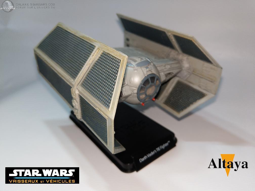 Collection Star Wars Vaisseaux et Véhicules - Altaya Tie_im14