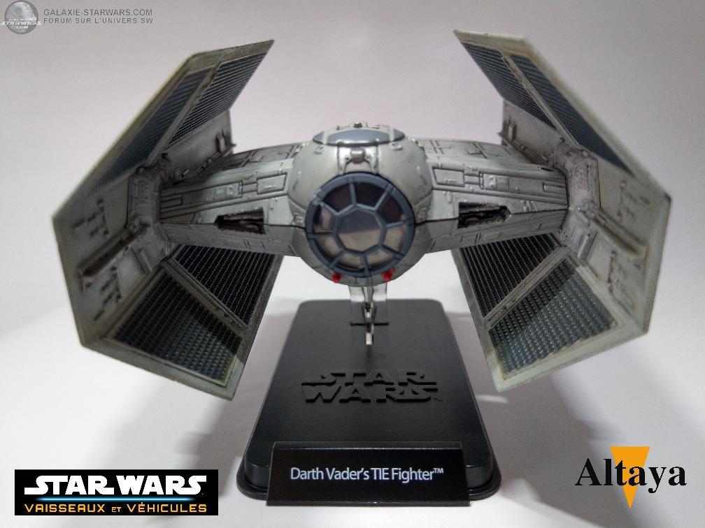 Collection Star Wars Vaisseaux et Véhicules - Altaya Tie_im16