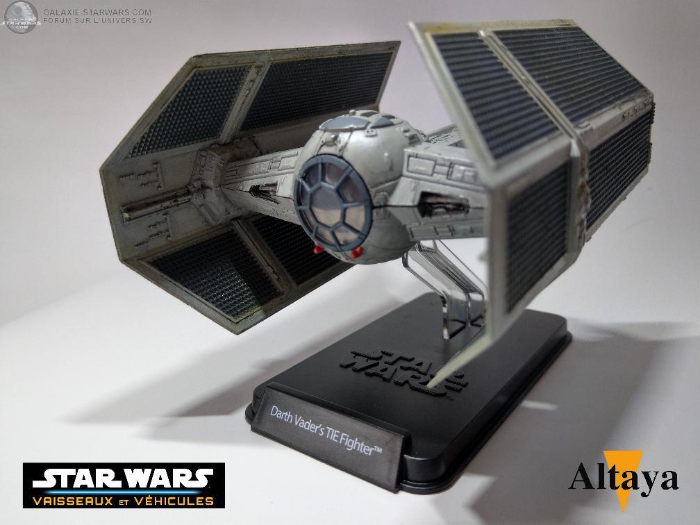 Collection Star Wars Vaisseaux et Véhicules - Altaya Tie_im17