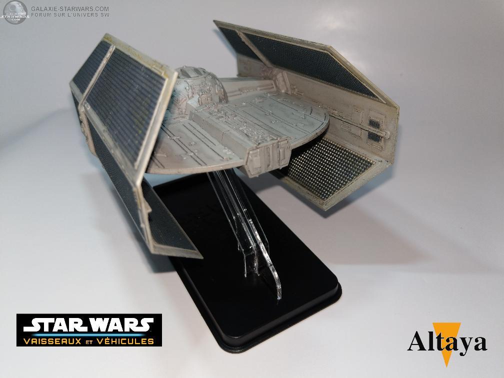 Collection Star Wars Vaisseaux et Véhicules - Altaya Tie_im18