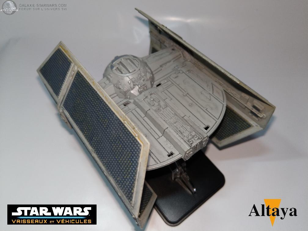 Collection Star Wars Vaisseaux et Véhicules - Altaya Tie_im19