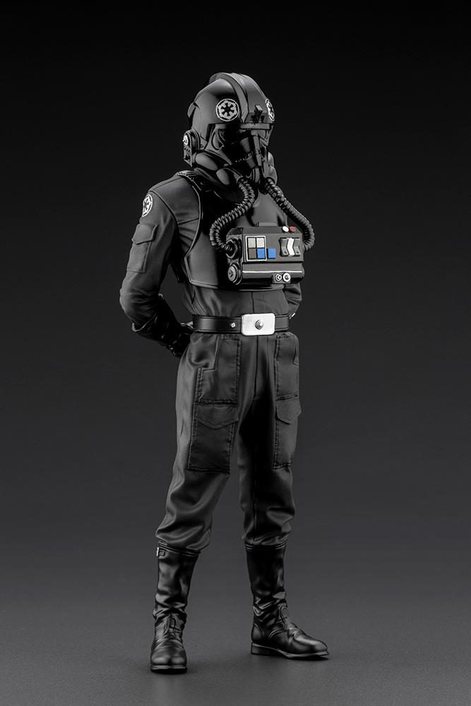 Tie Fighter Pilot ARTFX+ STAR WARS A New Hope - Kotobukiya Tie_pi11
