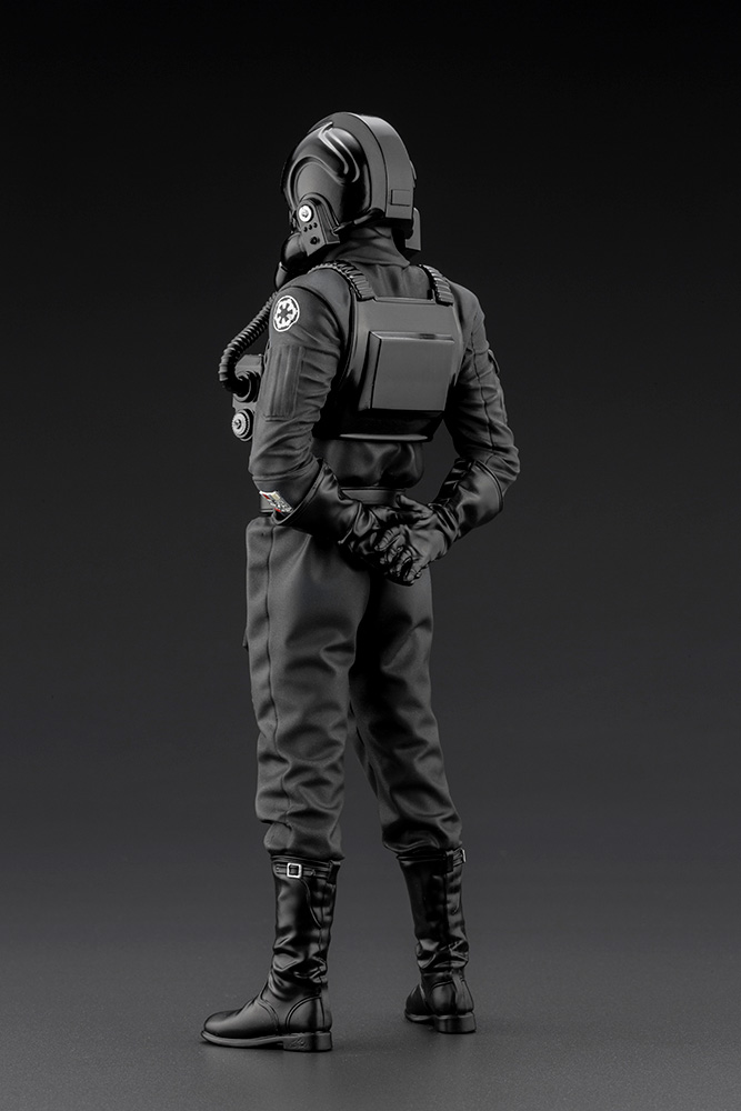 Tie Fighter Pilot ARTFX+ STAR WARS A New Hope - Kotobukiya Tie_pi14