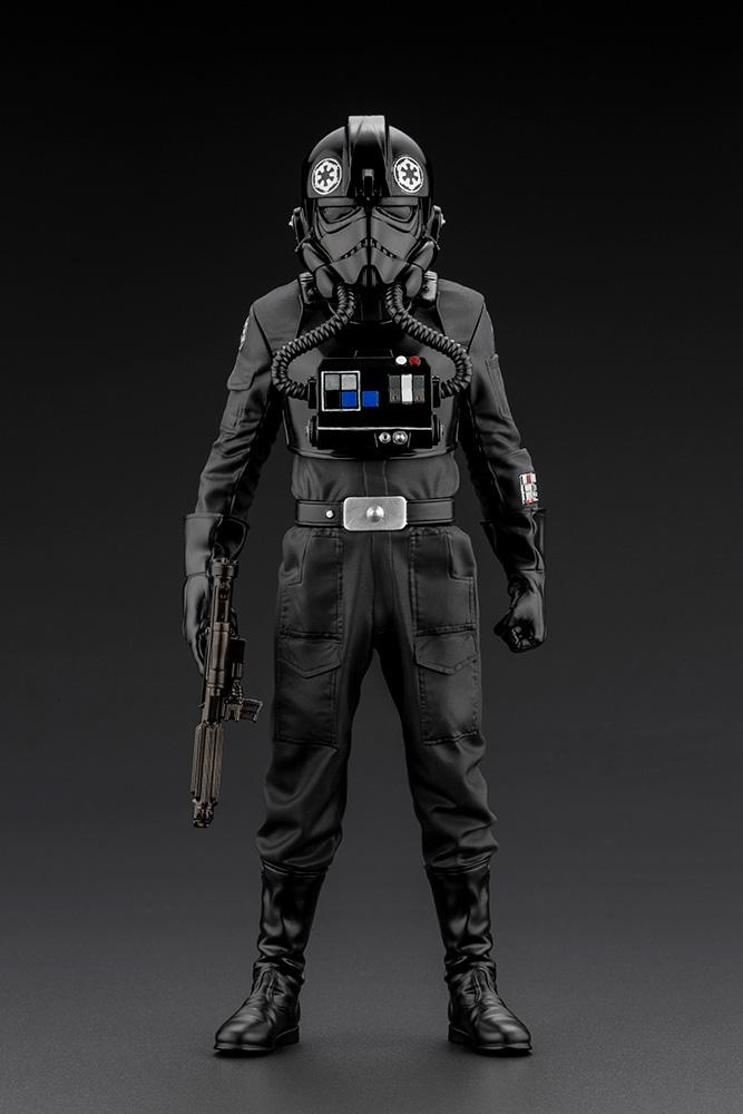 Tie Fighter Pilot ARTFX+ STAR WARS A New Hope - Kotobukiya Tie_pi16