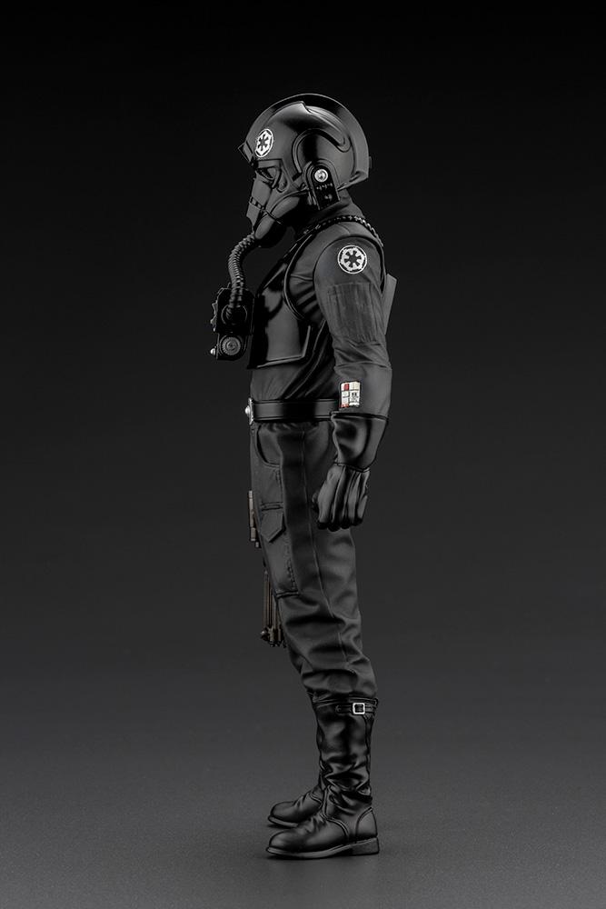 Tie Fighter Pilot ARTFX+ STAR WARS A New Hope - Kotobukiya Tie_pi17