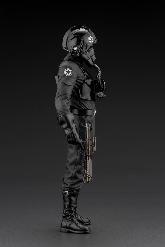 Tie Fighter Pilot ARTFX+ STAR WARS A New Hope - Kotobukiya Tie_pi19