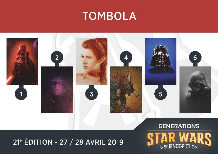 Générations Star Wars & SF - Cusset - 27-28 Avril 2019 - Page 2 Tombol10
