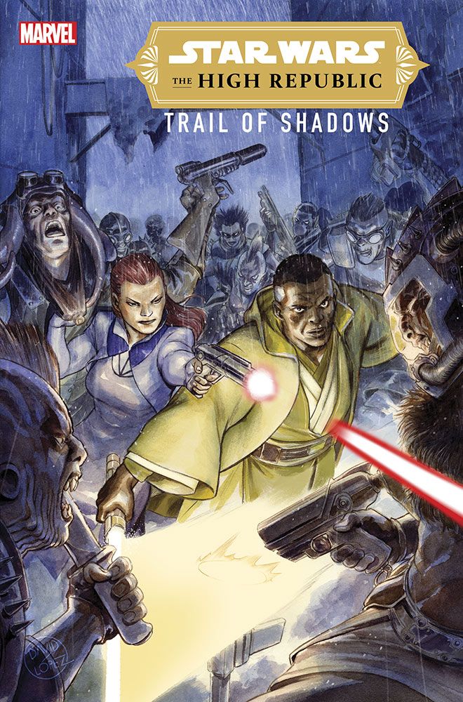 Star Wars: The High Republic: TRAIL OF SHADOWS Trail_15