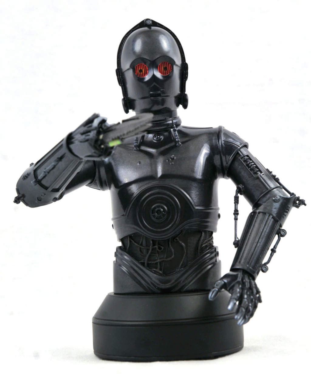 Triple-Zero Mini Bust - Star Wars - Gentle Giant Triple12