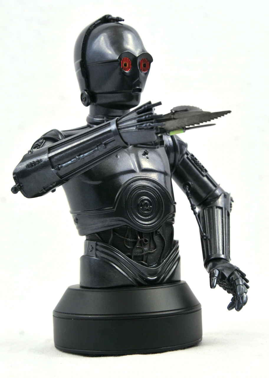 Triple-Zero Mini Bust - Star Wars - Gentle Giant Triple14