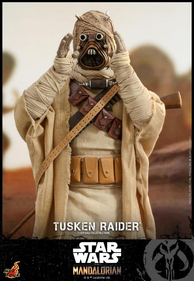 Tusken Raiders - 1/6 Scale Figure Collectibles - Hot Toys Tusken11