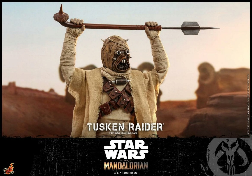 Tusken Raiders - 1/6 Scale Figure Collectibles - Hot Toys Tusken12