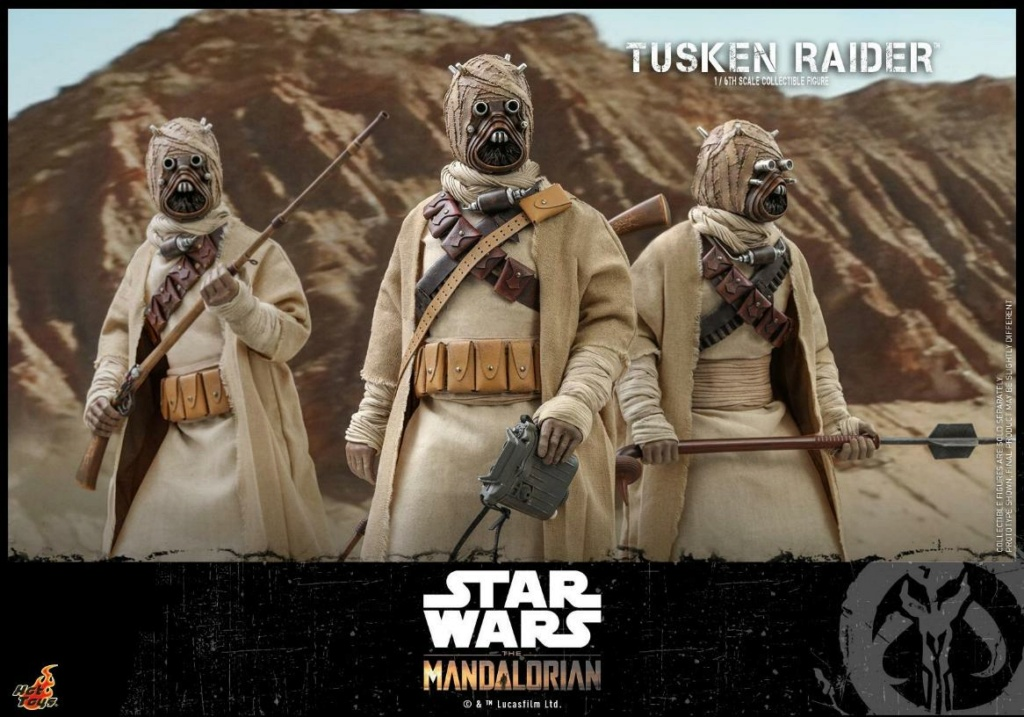 Tusken Raiders - 1/6 Scale Figure Collectibles - Hot Toys Tusken13