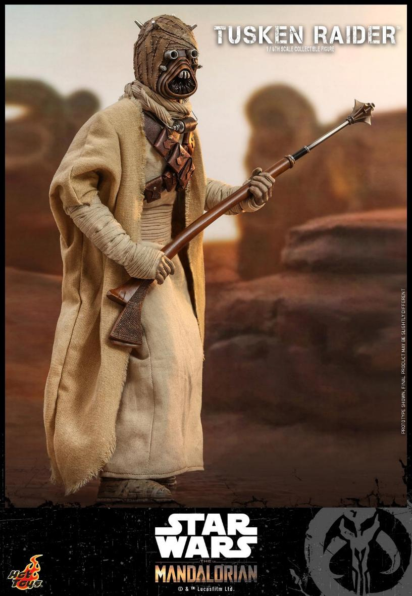 Tusken Raiders - 1/6 Scale Figure Collectibles - Hot Toys Tusken15