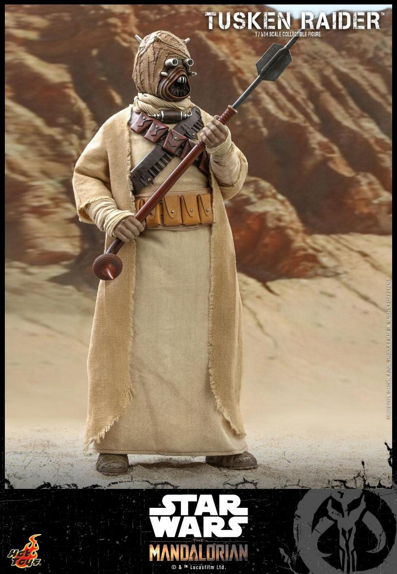 Tusken Raiders - 1/6 Scale Figure Collectibles - Hot Toys Tusken16