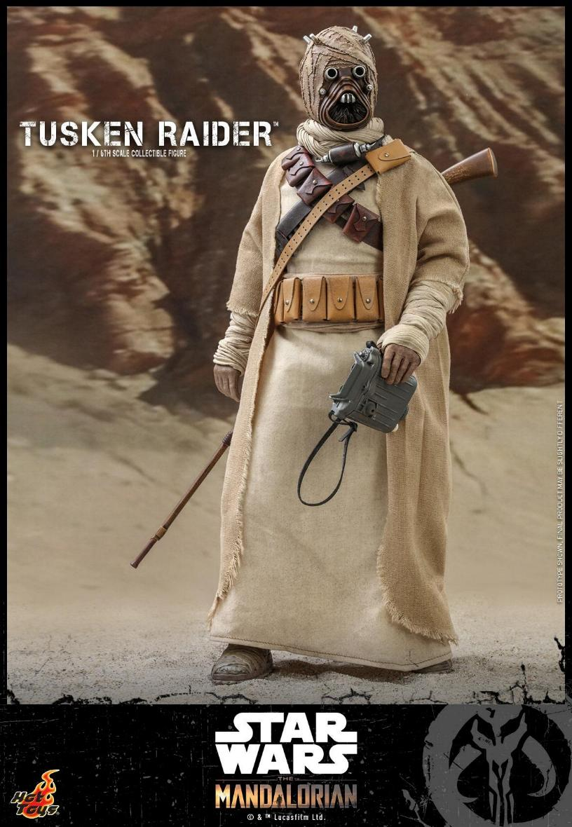 Tusken Raiders - 1/6 Scale Figure Collectibles - Hot Toys Tusken17