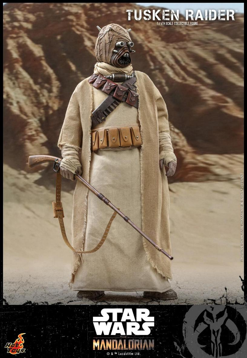 Tusken Raiders - 1/6 Scale Figure Collectibles - Hot Toys Tusken18