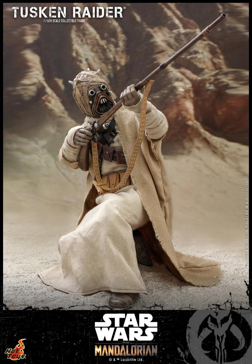 Tusken Raiders - 1/6 Scale Figure Collectibles - Hot Toys Tusken19