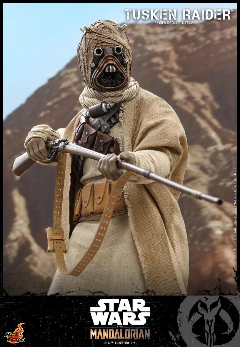 Tusken Raiders - 1/6 Scale Figure Collectibles - Hot Toys Tusken20