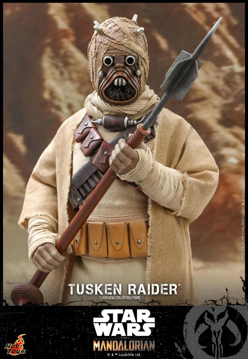 Tusken Raiders - 1/6 Scale Figure Collectibles - Hot Toys Tusken21