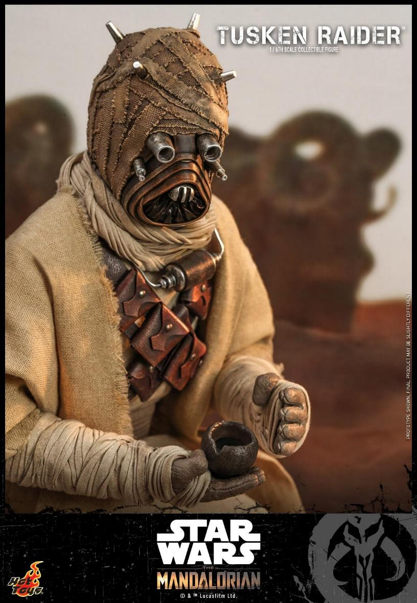 Tusken Raiders - 1/6 Scale Figure Collectibles - Hot Toys Tusken22