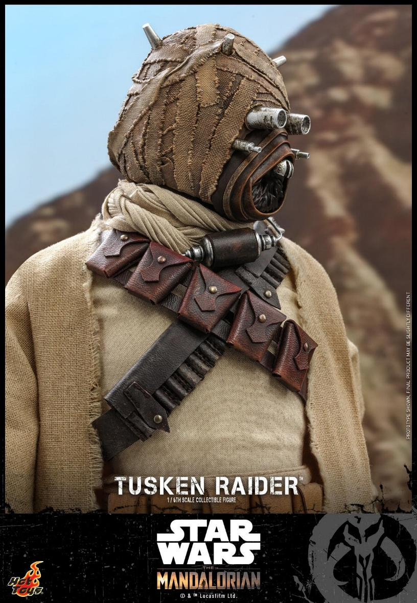 Tusken Raiders - 1/6 Scale Figure Collectibles - Hot Toys Tusken23
