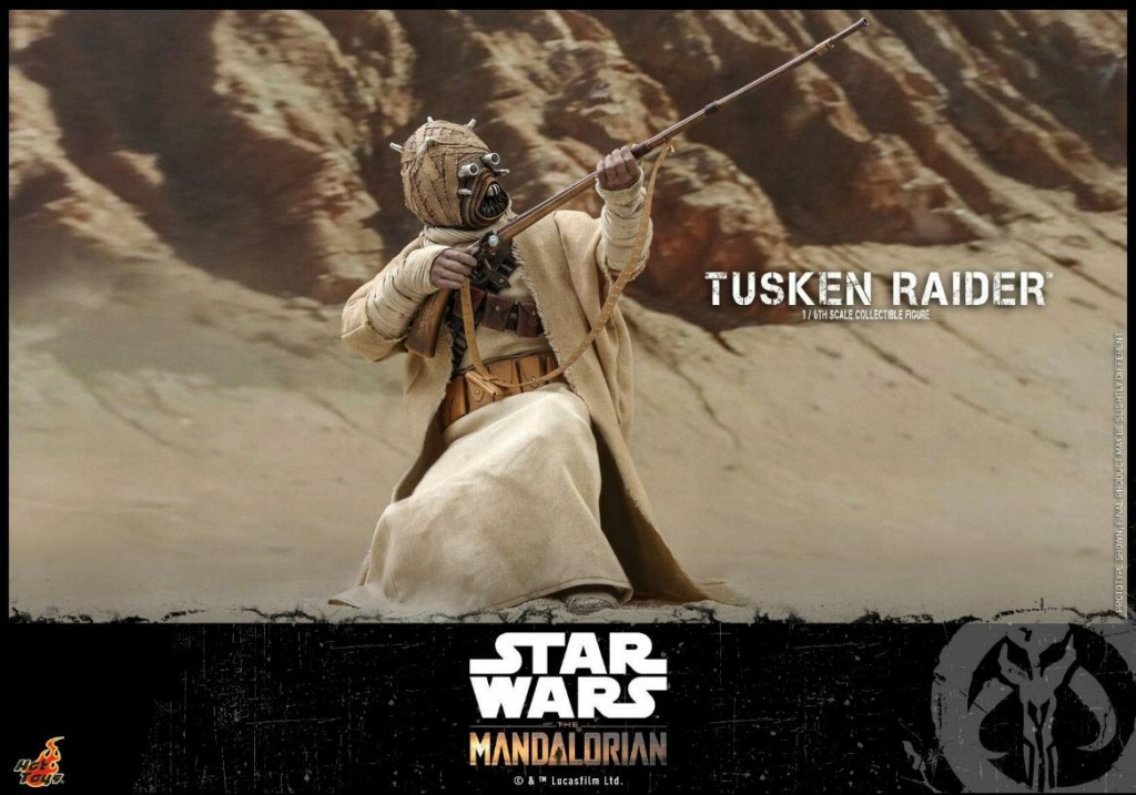 Tusken Raiders - 1/6 Scale Figure Collectibles - Hot Toys Tusken24