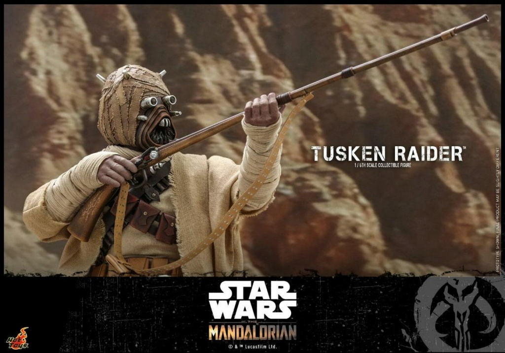 Tusken Raiders - 1/6 Scale Figure Collectibles - Hot Toys Tusken25