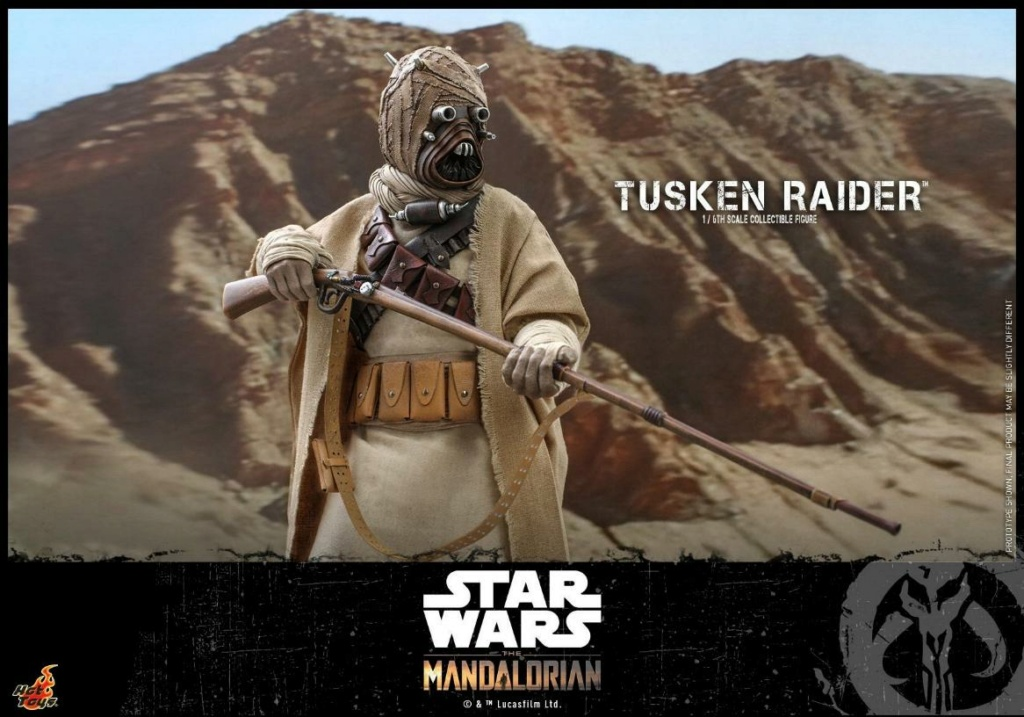 Tusken Raiders - 1/6 Scale Figure Collectibles - Hot Toys Tusken26