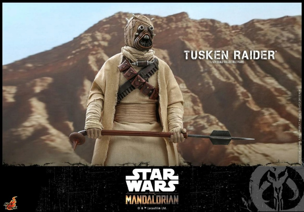 Tusken Raiders - 1/6 Scale Figure Collectibles - Hot Toys Tusken27