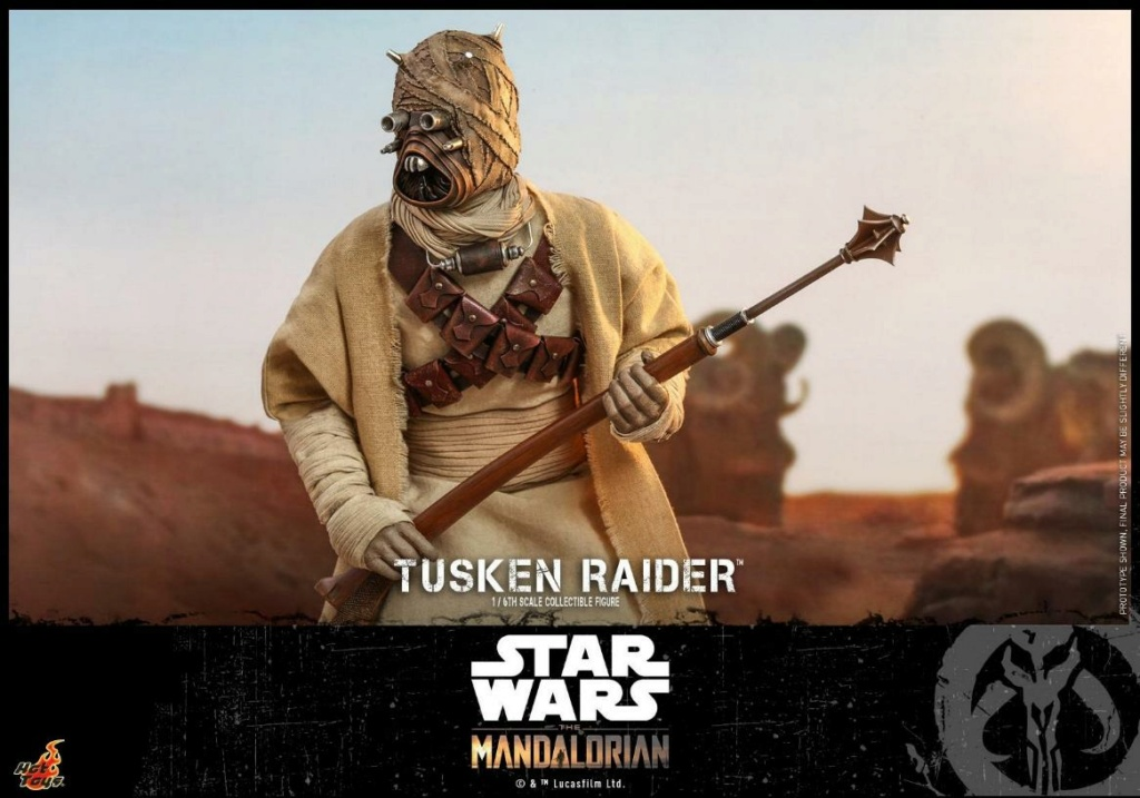 Tusken Raiders - 1/6 Scale Figure Collectibles - Hot Toys Tusken28