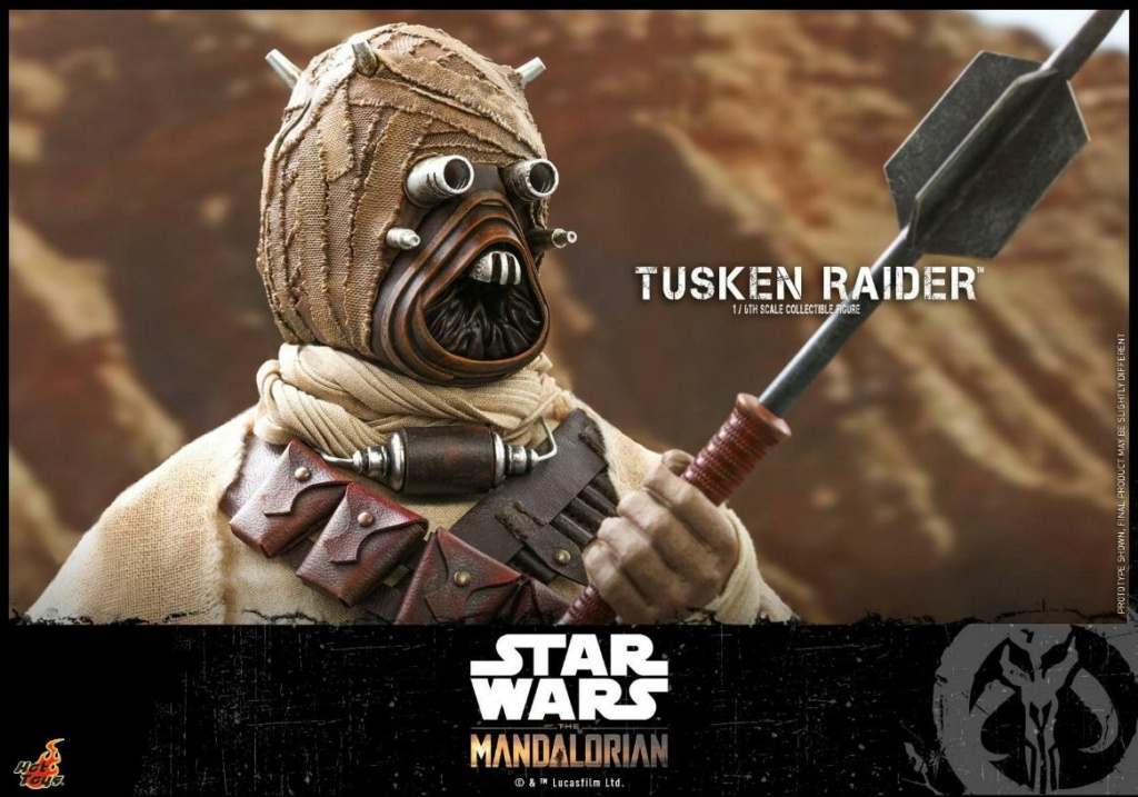 Tusken Raiders - 1/6 Scale Figure Collectibles - Hot Toys Tusken29