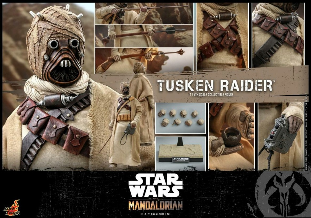 Tusken Raiders - 1/6 Scale Figure Collectibles - Hot Toys Tusken31