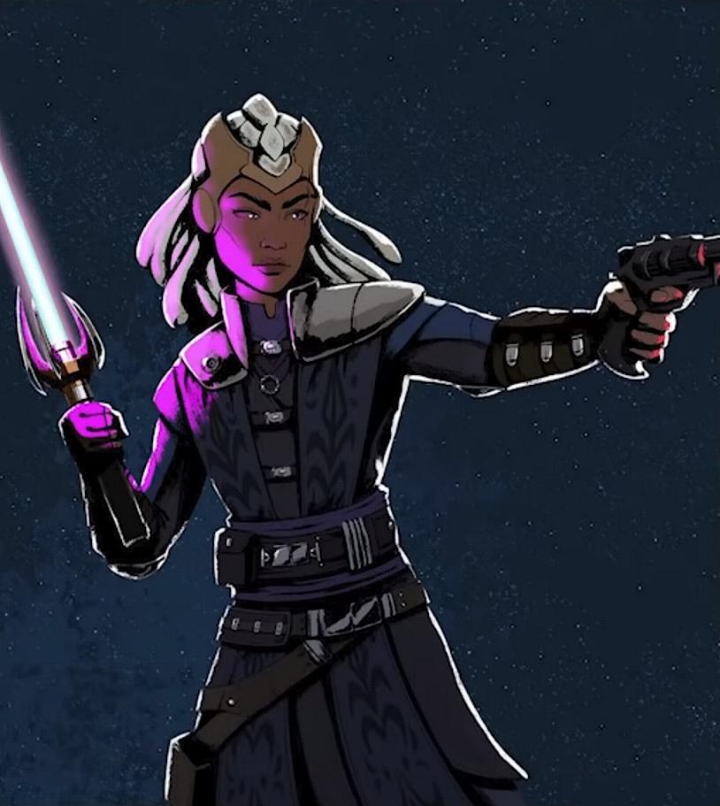 Star Wars La Haute République : Les Personnages Ty_yor10