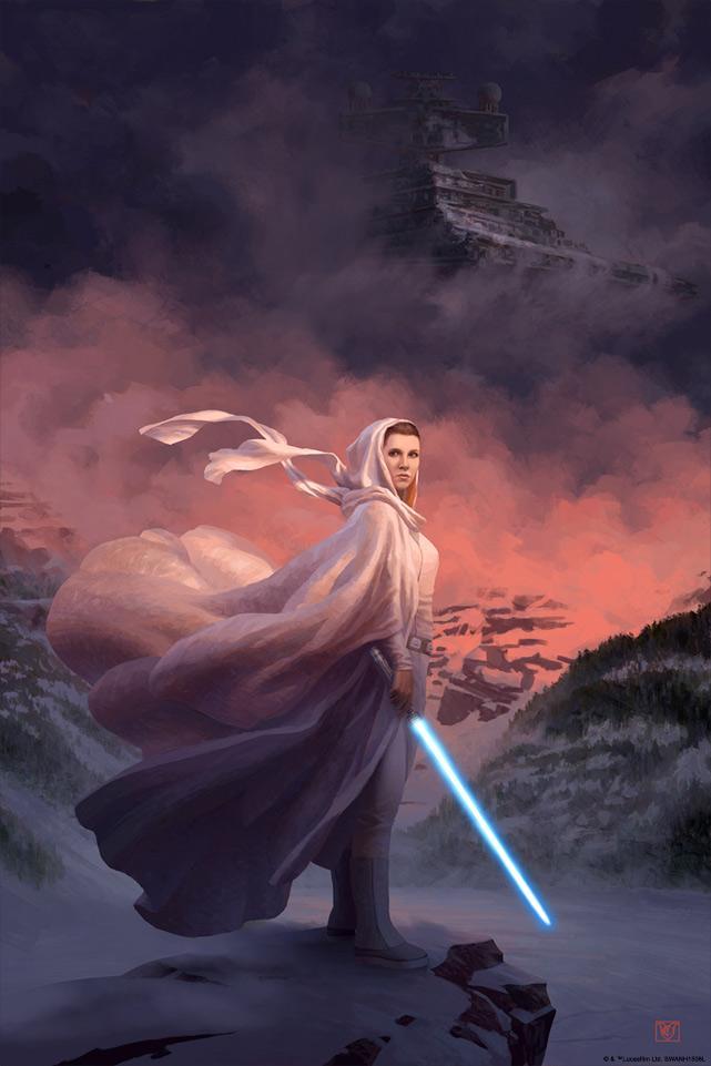 Until Our Last Breath - Artwork Star Wars - ACME Archives Until_10