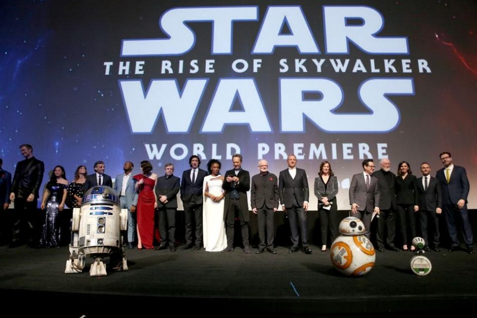 9 - Star Wars The Rise Of Skywalker - Les avants premières  Upload10