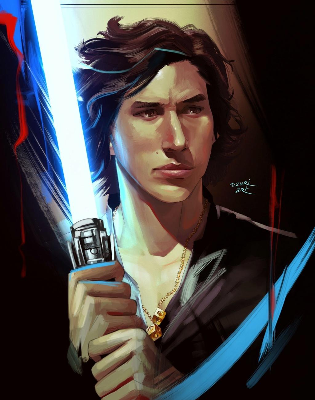 Digital Art par UZURI ART - Star Wars - Page 4 Uzuri101