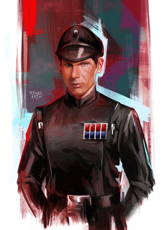 Digital Art par UZURI ART - Star Wars - Page 4 Uzuri102