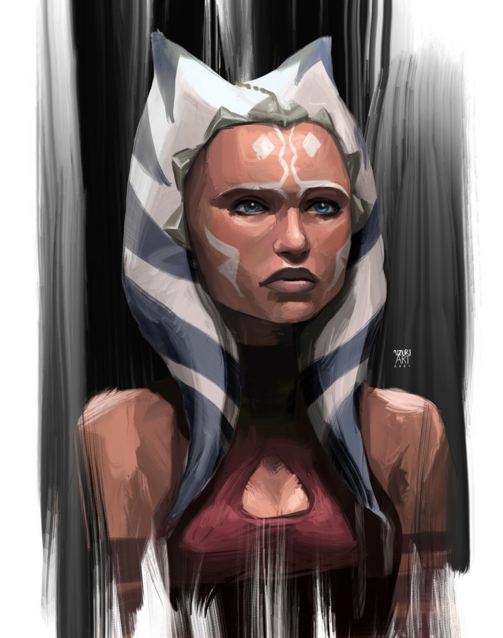 Digital Art par UZURI ART - Star Wars Uzuri_12