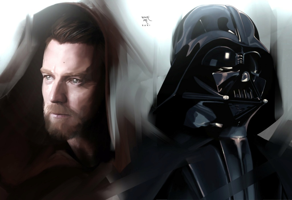Digital Art par UZURI ART - Star Wars Uzuri_20