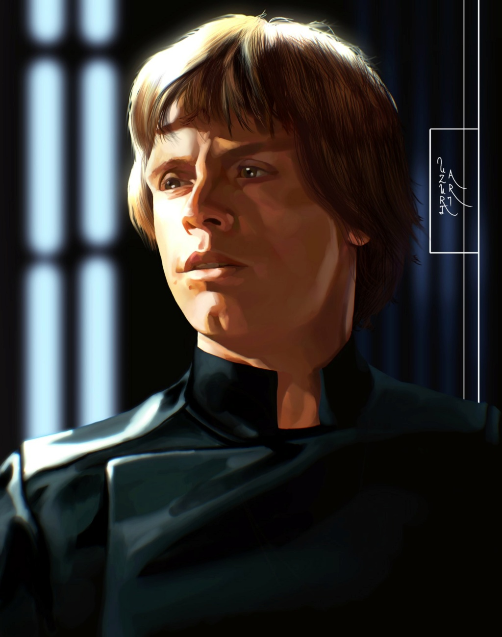 Digital Art par UZURI ART - Star Wars Uzuri_22